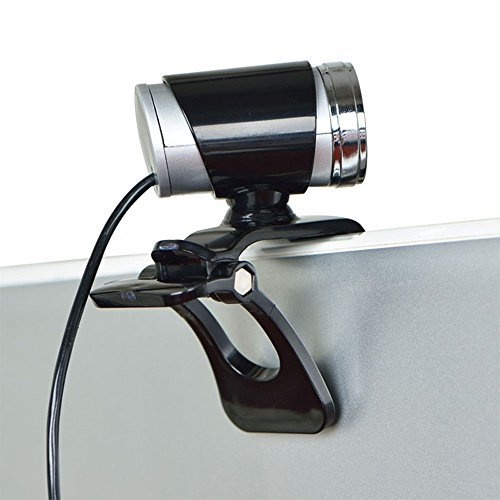 Coromose USB 50MP HD Webcam Camera with MIC for Computer (Best Webcam For Facerig)