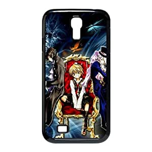 Samsung Galaxy S4 9500 Cell Phone Case Black Pandora Hearts Characters gift Q6542270