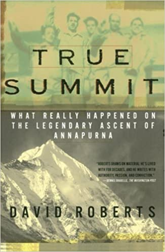 What Really Happened on the Legendary Ascent of Annapurna