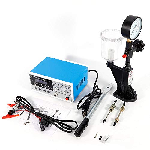 njector Tester, CR-C Multifunction Professional Diesel Nozzle Tester +S60H Fuel Injector Nozzle Tester ()