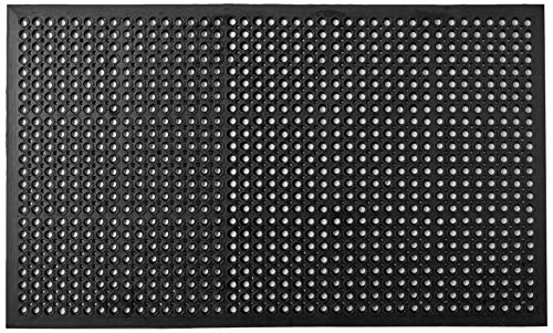 Kempf Anti- Fatigue Drainage Rubber Mat 3' X ()
