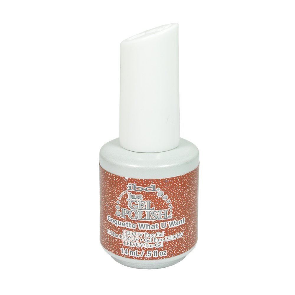 Home ibd just gel polish ibd just gel polish abracadabra - Amazon Com Ibd Just Gel Soak Off Brown Nail Polish Coquette What U Want Beauty