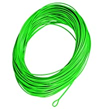 SF Fly Fishing Weight Forward Floating Line Green 100FT WF2F