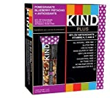Kind Fruit & Nut Bars Bar Pom Blbry Pstch+Antio 1.4 Oz