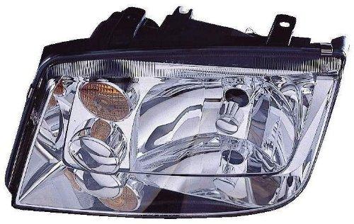 02 vw jetta headlight assembly - 9