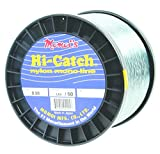 Momoi's Hi-Catch Nylon Monofilament 2 Pound Spool 130lb. 760yd. Blue