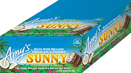 Amy's Sunny Candy Bar, 12 Count