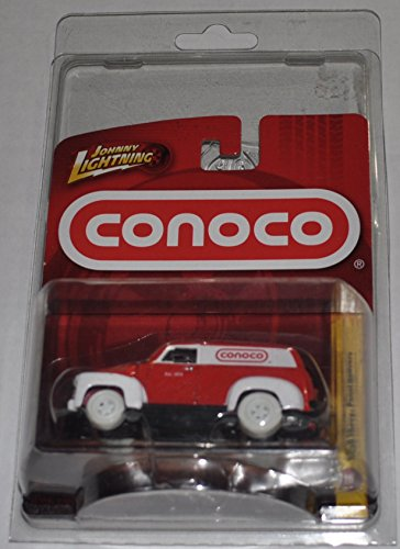 1950 Chevy Panel - 1950 Chevy Panel Delivery - WHITE LIGHTNING - Johnny Lightning - Diecast Car