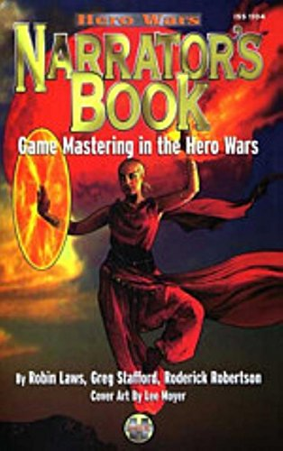 Narrator's Book: Game Mastering in the Hero Wars (Hero Wars Roleplaying)