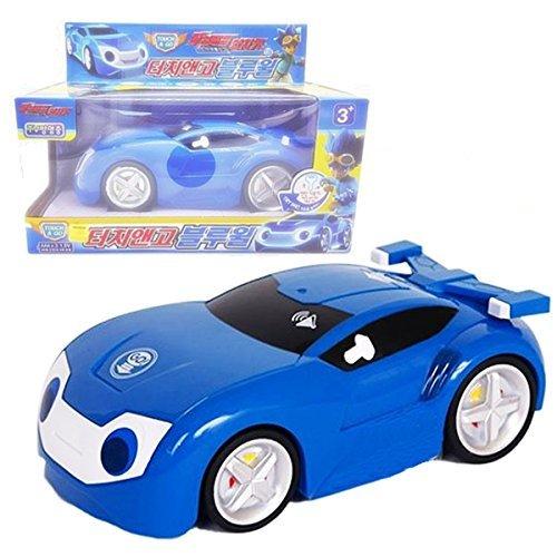 Power Battle Watchcar Touch & Go, Bluewill, Watch Car Toy