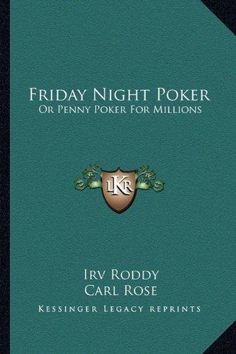 Friday Night Poker: Or Penny Poker For M - Friday Night Poker Poker Shopping Results