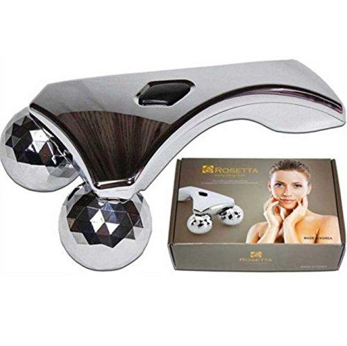 ROSETTA Beauty Massage Roller(Silver) from ROSETTA