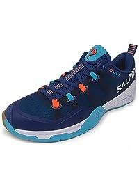 Salming Kobra 2 Limoges Blue/Blue ATOL Indoor Court Shoes