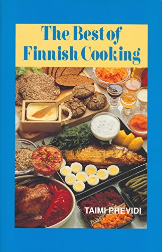 The Best of Finnish Cooking by Taimi Previdi, Taimi Previdi