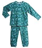 City Threads Baby Boys' Pajama Set, Sketchy Music, 18-24 mo.