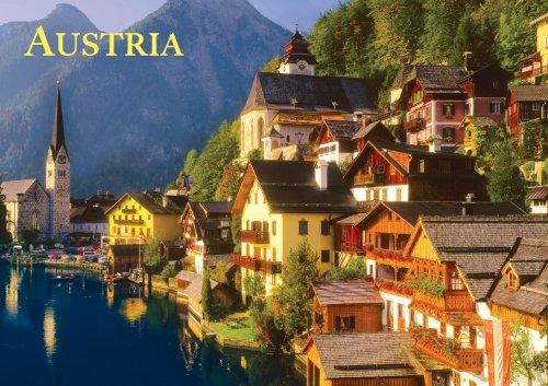 Large Piece Travel, Austria - 300pc Jigsaw Puzzle