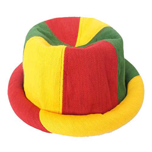 f3146f383abe7 Rasta Caps Bucket Hats Bob Marley Hemp Lion of Judah Designs