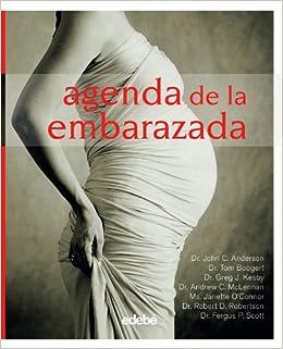 Agenda de la embarazada (Spanish Edition): Varios Autores ...