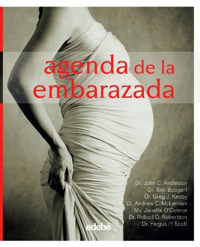 Amazon.com: Agenda de la embarazada (Spanish Edition ...