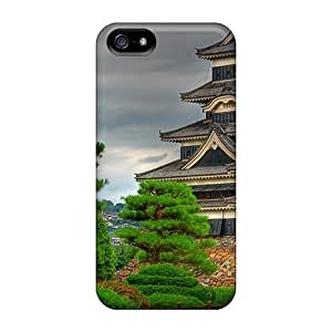 Iphone Covers Cases - Beautiful Chinese Pagoda Hdr Protective Cases Compatibel With Ipod Touch 4