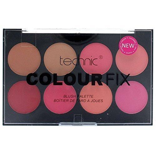 Technic: 8 Color Blush Palette (28 g)