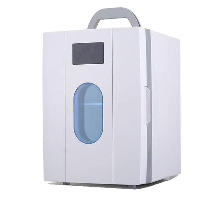 Amazon.es: Nevera Portátil, 10L enfría el refrigerador dual 12V ...