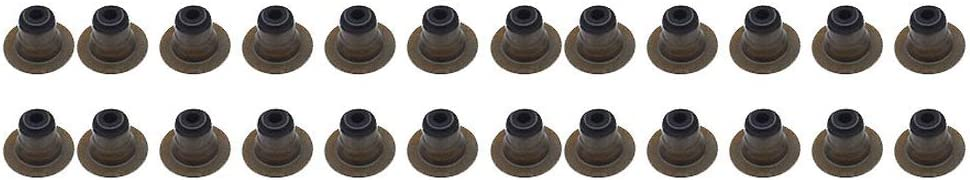 WFLNHB Engine Intake Exhaust Valves w//Seals 4663899 Fit for Dodge Stratus Magnum Chrysler 98-10 4663902