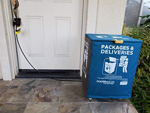 DoorBox Weatherproof Package Delivery
