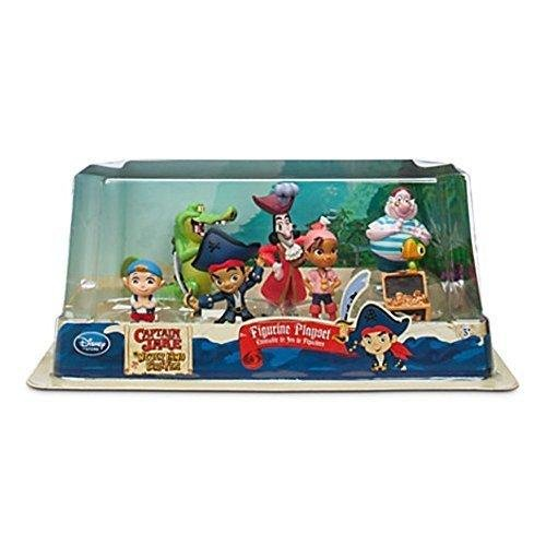 Disney Jake and the Neverland Pirates Figurine (Jake And The Neverland Pirates Cubby)