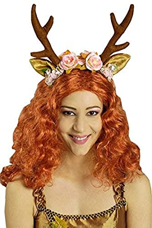 85883e2cc51 Panelize Headband Reindeer Antler Reindeer Elk Moose Antlers Deer Elf Fairy  Meadow Fairy