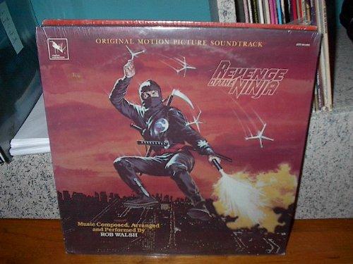 Revenge of the Ninja Original Soundtrack