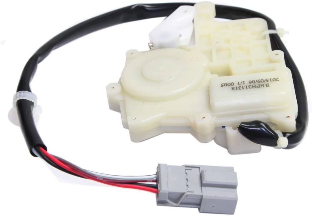 Door Lock Actuator Set for 96-2000 Honda Civic Front Left and Right Side