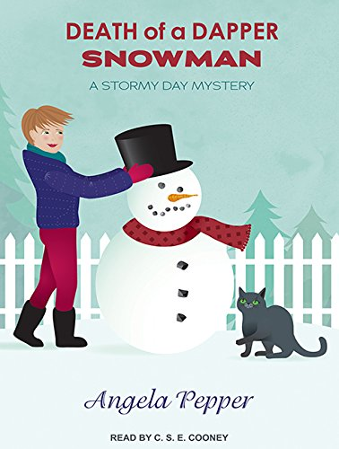 (Death of a Dapper Snowman (Stormy Day Mystery))