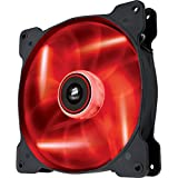 Corsair Air Series SP 140 LED Red High Static Pressure Fan Cooling