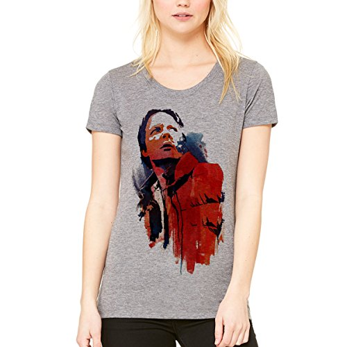 Palalula Women's Back to The Future Marty McFly Doc Brown Emmett Tribute T-Shirt S -