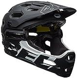 Kyпить Bell Super 3R MIPS Cycling Helmet - Matte Black/White Small на Amazon.com