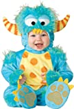Lil Characters Unisex-baby Infant Monster Costume
