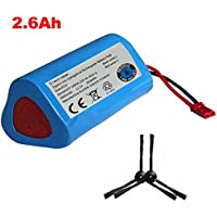 Robot Vacuum Cleaner Battery 11.1V 2600mAH Replacement for ILIFE V3s V3s Pro V5s Pro V5 V5s
