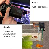 SunGrow Automatic Fish Feeder - Easy to Install