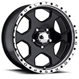99 ford expedition rims - Ultra Rogue 17 Black Wheel / Rim 5x135 with a 10mm Offset and a 87 Hub Bore. Partnumber 175-7853B