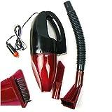 LOOYUAN Auto 12V 60W Mini Portable Car Vehicle Wet/Dry Handheld Vacuum Cleaner