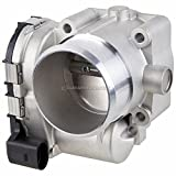 New Throttle Body For Audi A4 Quattro 2000 2001 2002 2003 2004 2005 2006 - BuyAutoParts 47-60023AN NEW