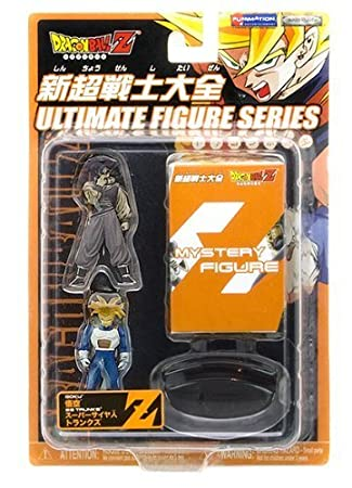 DragonBall Figure Goku//B/&W SS Trunks//Mystery Figure