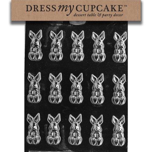 Dress My Cupcake Chocolate Bunnies