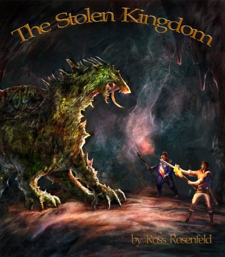Free eBook - The Stolen Kingdom