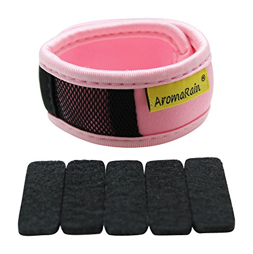 AromaRain Fabric Essential Diffuser Bracelet