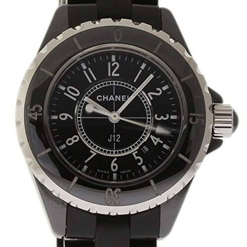 Chanel J12 swiss-quartz womens Watch H0682 (Certified Pre-owned)