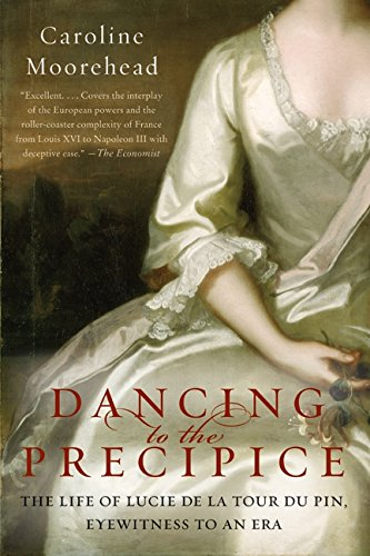 Dancing Precipice Life Lucie Eyewitness