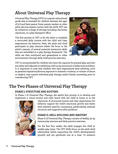Universal Play Therapy: A Guide for Supporting Young Children's ...