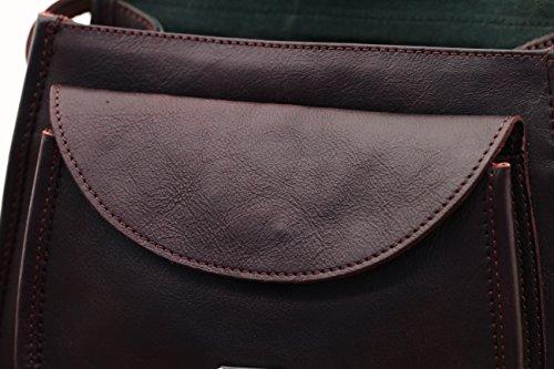 Marius cuir bandoulière LA style BESACE bohème Paul main sac Indus à Bdwx0qSg